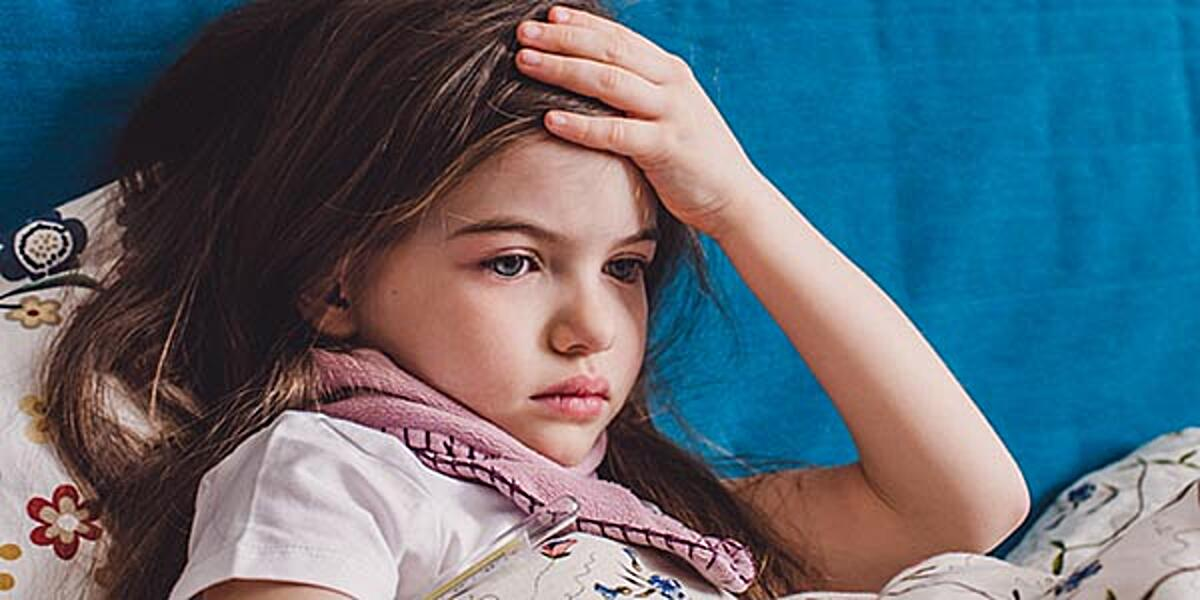 Preventing colds in children after COVID restrictions lift